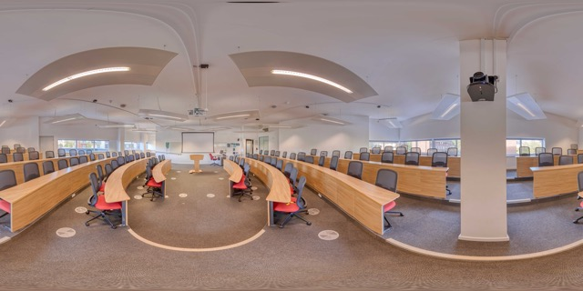 Thumbnail of Harvard Lecture Theatre