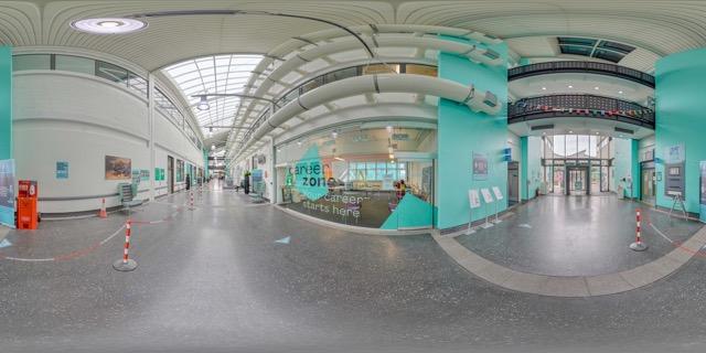 Thumbnail of East Building Atrium