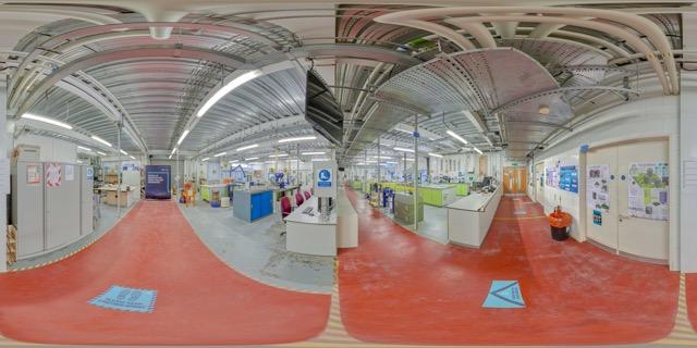 Thumbnail of Engineering Workspace