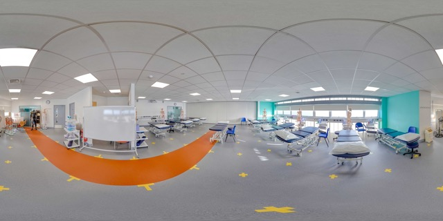 Thumbnail of Sports Therapy Clinical Suite