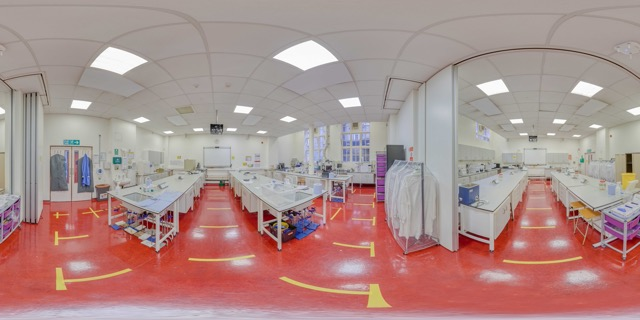 Thumbnail of Analytical Chemistry and Pharmaceutical Science Lab