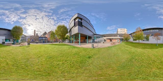 Thumbnail of Stratford Campus Courtyard