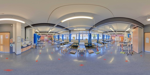 Thumbnail of Podiatry and Physiotherapy Lab
