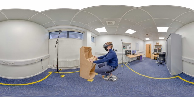 Thumbnail of VR Research Room